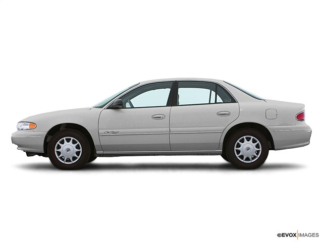 2002 Buick Century Vehicle Photo in Owensboro, KY 42303
