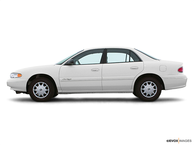 2002 Buick Century Vehicle Photo in Kernersville, NC 27284