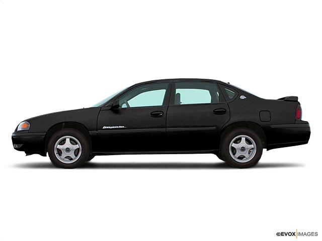 2002 Chevrolet Impala Vehicle Photo in Clinton, MI 49236