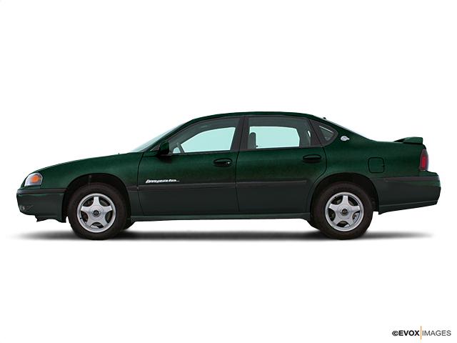 2002 Chevrolet Impala Vehicle Photo in Doylestown, PA 18902