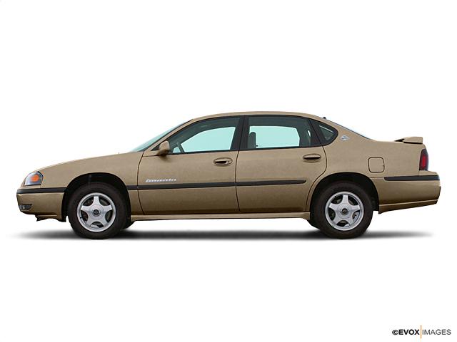 2002 Chevrolet Impala Vehicle Photo in Saginaw, MI 48609