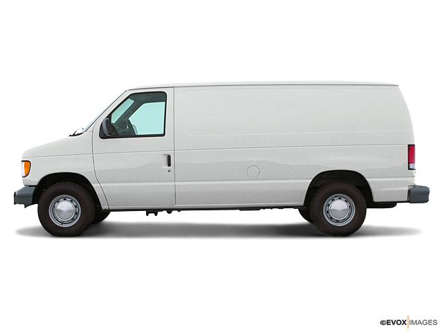 Ford Econoline Cargo Van Vehicle Photo In Marianna Fl