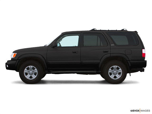 2002 Toyota 4Runner Vehicle Photo in Midlothian, VA 23112