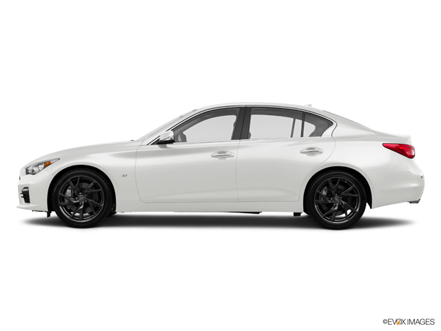 Stonewall Moonlight White 2015 Infiniti Q50 Used Car For