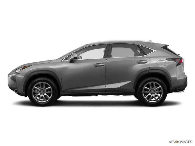 Certified 2015 Lexus Nx Turbo Atomic Silver Suv For Sale
