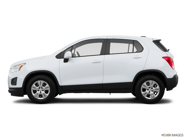Certified Suv 2015 Summit White Chevrolet Trax Ls For Sale
