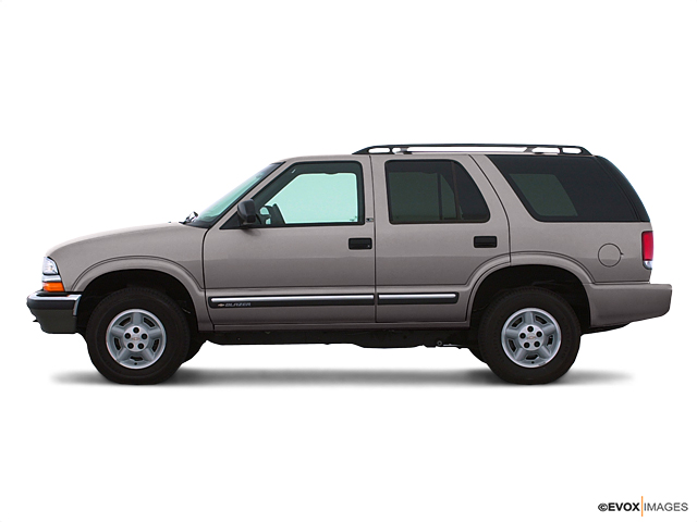 2002 Chevrolet Blazer Vehicle Photo in Newton Falls, OH 44444