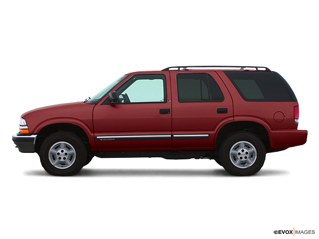 2002 Chevrolet Blazer Vehicle Photo in Casper, WY 82609