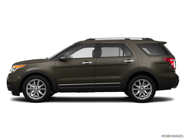 Used Suv 2015 Caribou Metallic Ford Explorer Fwd 4dr