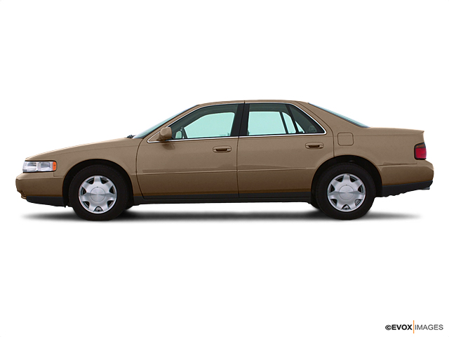 2002 Cadillac Seville Vehicle Photo in Torrington, CT 06790