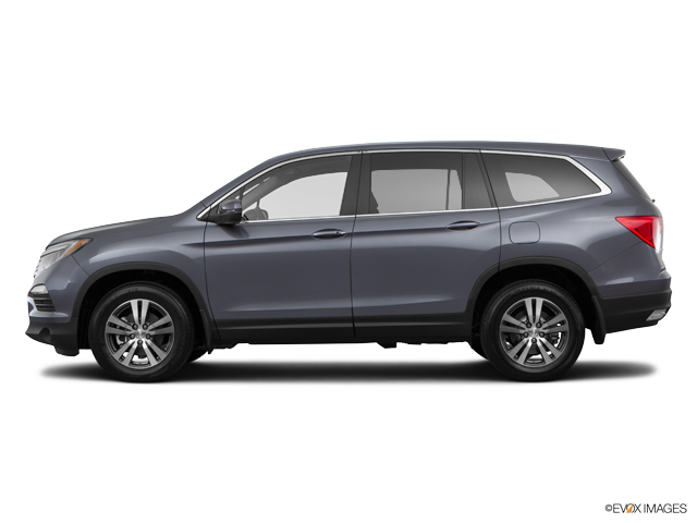 Used modern steel metallic 2016 honda pilot 2wd ex for for Certified pre owned honda pilot 2016