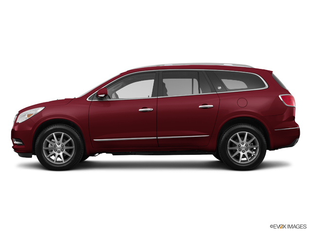 Buick Accessories Mooresville >> Mooresville Crimson Red 2016 Buick Enclave: New Suv for Sale - 5GAKRBKD4GJ331714