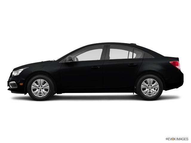 Certified Black Granite Metallic 2016 Chevrolet Cruze