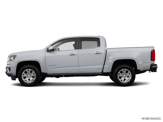 Used 2016 Chevrolet Colorado Silver Ice Metallic For