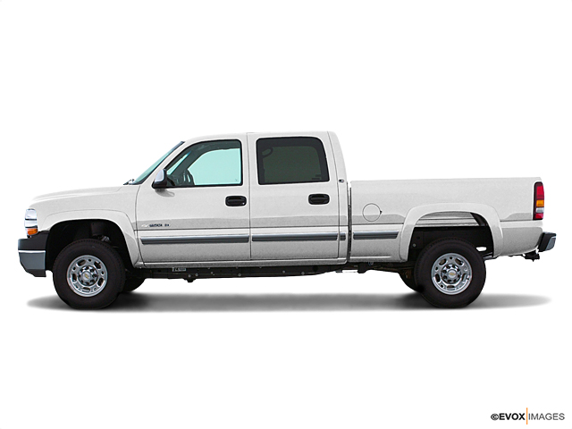 2002 Chevrolet Silverado 2500HD Vehicle Photo in Enid, OK 73703