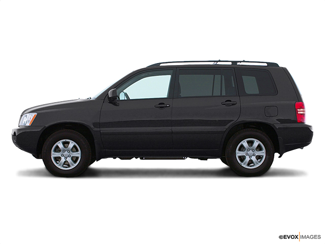 2002 Toyota Highlander Vehicle Photo in Willow Grove, PA 19090