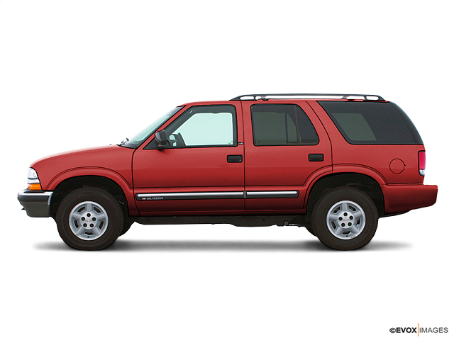 2002 Chevrolet Blazer Vehicle Photo in San Angelo, TX 76903