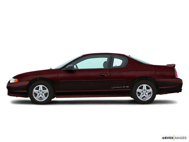 2002 Chevrolet Monte Carlo Vehicle Photo in Joliet, IL 60435