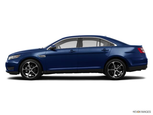 used 2016 blue jeans blue ford taurus for sale in st louis dave sinclair buick gmc. Black Bedroom Furniture Sets. Home Design Ideas