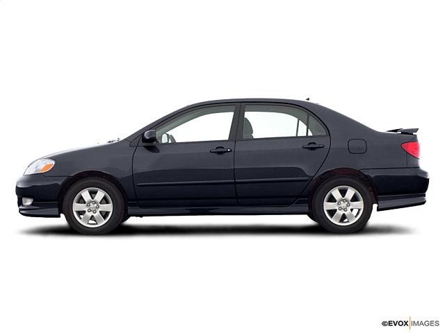 2003 Toyota Corolla Vehicle Photo in Tallahassee, FL 32308