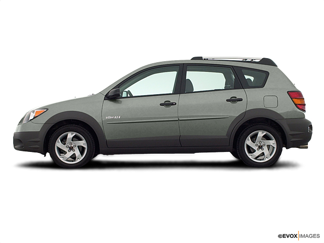 2003 Pontiac Vibe Vehicle Photo in Akron, OH 44320