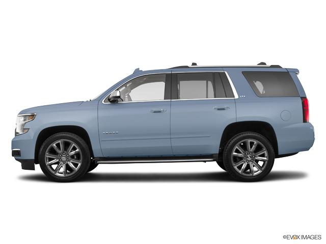 Used 2016 Slate Gray Metallic Chevrolet Tahoe Suv for Sale ...