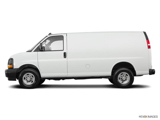 Chevrolet Accessories Junction City >> 2017 Chevrolet Express Cargo Van for sale in Junction City - 1GCWGAFF1H1131337 - Guaranty ...
