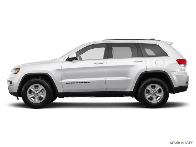 Used white 2017 jeep grand cherokee laredo for sale for Wylie musser motors terrell tx