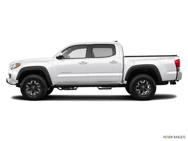2017 Toyota Tacoma Trd Pro In Super White For Sale In Ks