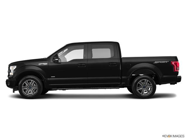 Eckert Hyundai Denton Tx >> 2017 Ford F-150 Lariat Shadow Black/caribou 4x2 Lariat 4dr SuperCrew 5.5 ft. SB. A Ford F-150 at ...