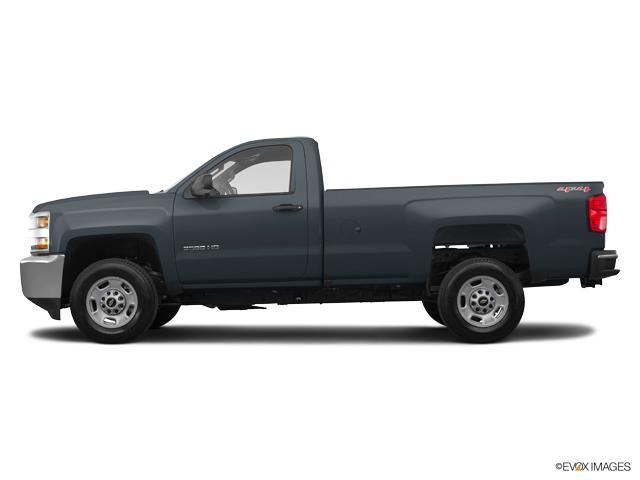 avon gray 2017 chevrolet silverado 2500hd new truck for sale 171503. Black Bedroom Furniture Sets. Home Design Ideas