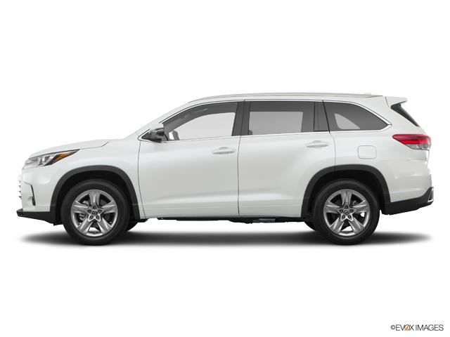 2017 Toyota Highlander Vehicle Photo In Terrell Tx 75160