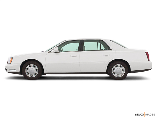 2001 Cadillac DeVille Vehicle Photo in Richmond, VA 23231