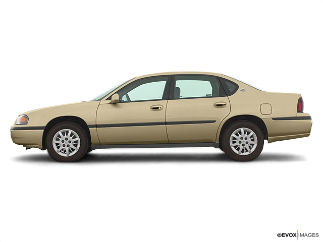 2001 Chevrolet Impala Vehicle Photo in San Angelo, TX 76903