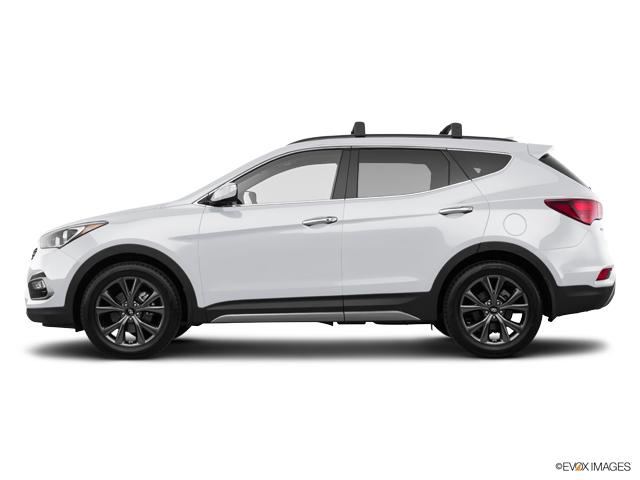 2018 Hyundai Santa Fe Sport 2 0t Ultimate Auto Awd Frost