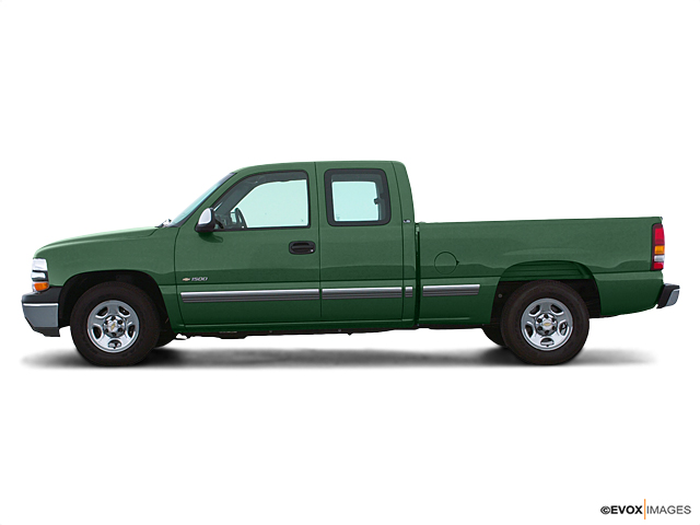 2002 Chevrolet Silverado 1500 Vehicle Photo in West Harrison, IN 47060