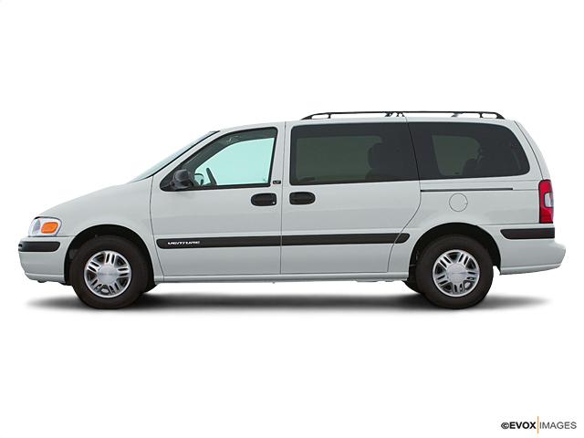 Chevrolet Venture Extended Wheelbase LS