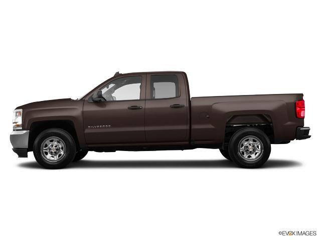 North Vernon Havana Metallic 2018 Chevrolet Silverado 1500: New Truck for Sale - JZ134411