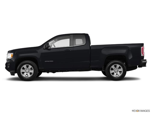 2018 Gba Onyx Black GMC Canyon For Sale In Fairborn