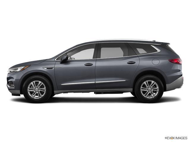 Satin Steel Gray Metallic 2018 Buick Enclave For Sale Near