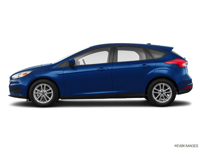 Phil Long Ford Raton >> Colorado Springs Lightning Blue Metallic 2018 Ford Focus: New Car for Sale - DT8119