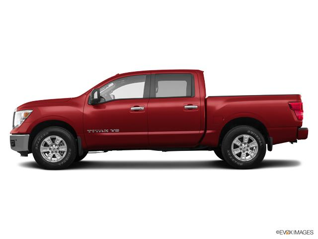 2018 Nissan Titan For Sale In Mcminnville