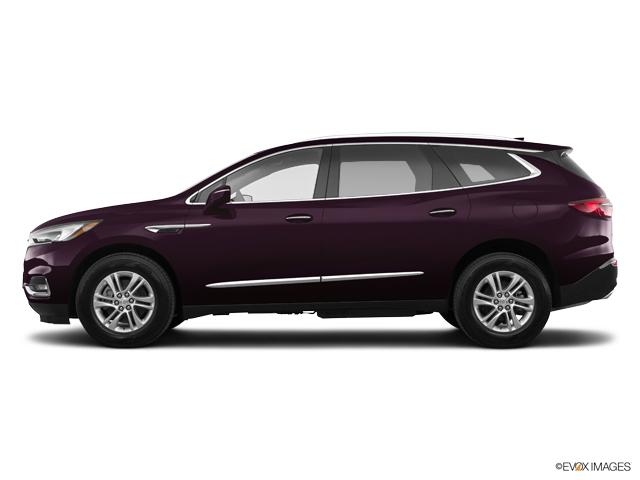 Iowa City Purple 2018 Buick Enclave: New Suv for Sale - C18692