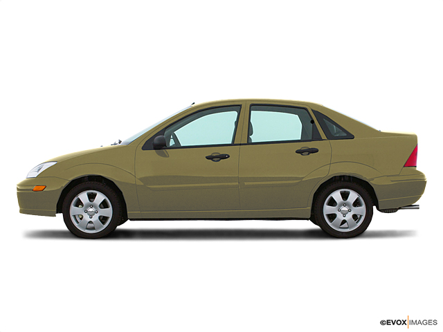 2002 Ford Focus Vehicle Photo in Owensboro, KY 42303
