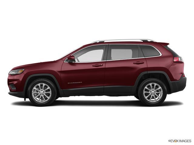 Used 2019 Velvet Red Pearlcoat Jeep Cherokee Latitude FWD ...