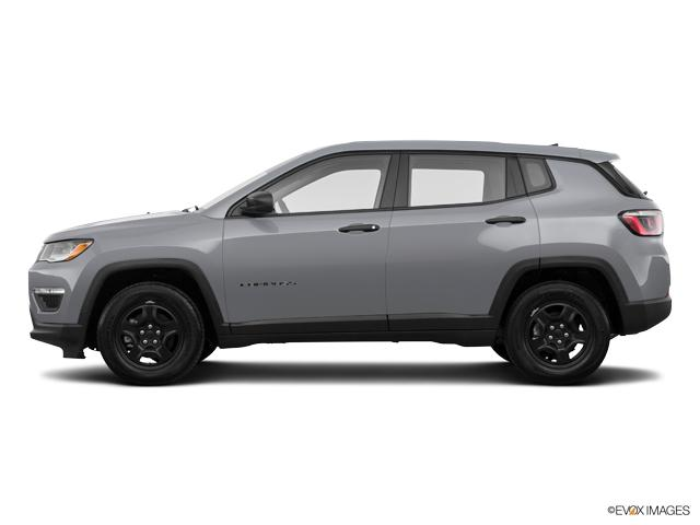 Bergstrom Jeep Oshkosh >> Silver 2019 Jeep Compass for Sale at Bergstrom Automotive ...