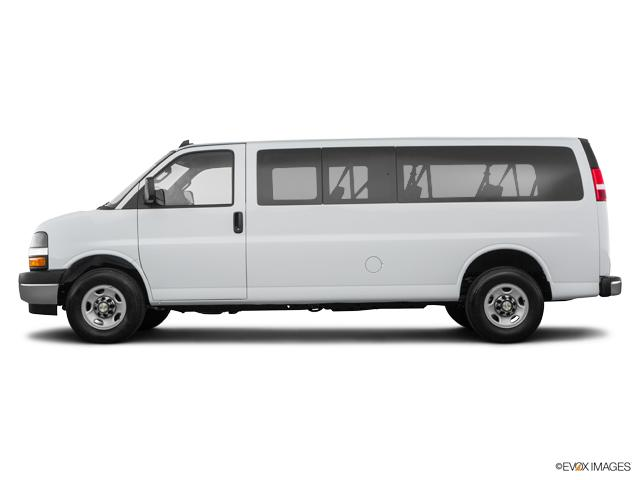 Clark Chevrolet Mcallen >> McAllen Summit White 2019 Chevrolet Express Passenger: New ...