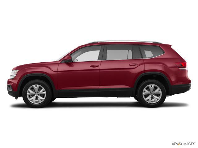 New 2019 Volkswagen Atlas For Sale In Weatherford Tx