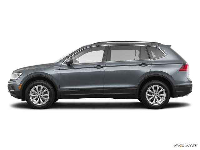 New 2019 Volkswagen Tiguan 2 0t Se Fwd In Platinum Gray