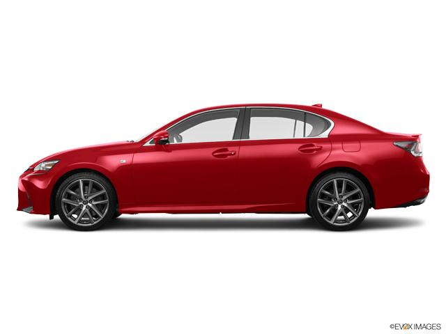 Fort Worth New 2019 Lexus GS 350 Matador Red Mica: Car for ...